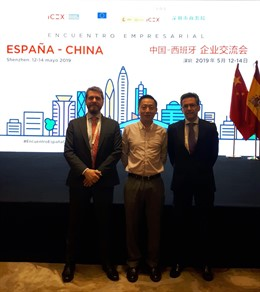 Cádiz.-Puertos.- El Puerto de Algeciras participa esta semana en el I Encuentro España-China