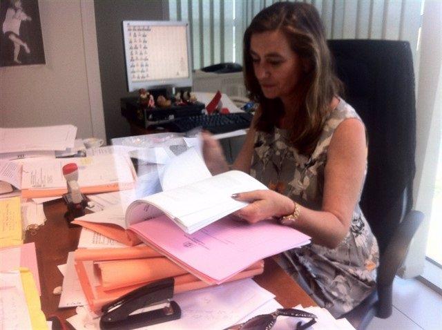 Susana Gisbert, nueva fiscal encargada de los delitos de odio en Valencia