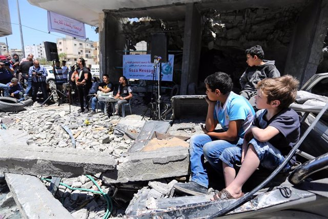 Palestinian music band call for boycotting Eurovision