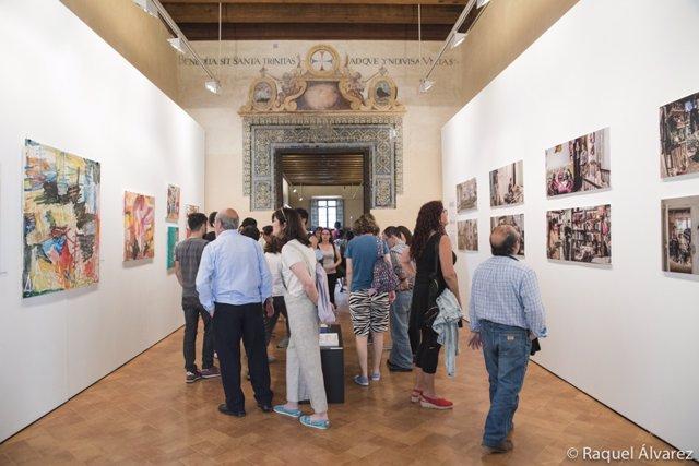 Sevilla.- El Espacio Santa Clara acoge 'Invisibles', una exposición de arte outsider con obras de más de 15 artistas