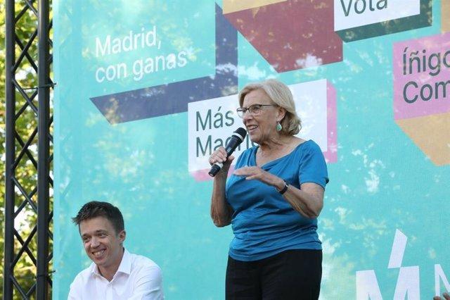 26M.-Más Madrid Idea Un Madrid Nuevo Sur, Reactivar Campamento Y Una Ley Del Suelo Con Reserva Para Desahucios