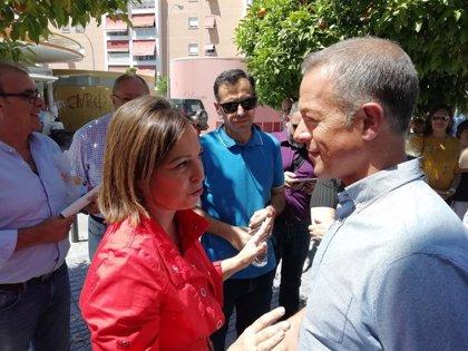 """Ander Gil (PSOE) afirma que Córdoba """"ejemplifica lo mejor del socialismo"""" con la alcaldesa Isabel Ambrosio"""