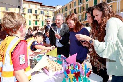 Més de 300 alumnes participaran aquest dimecres al mercat Icape de Menorca