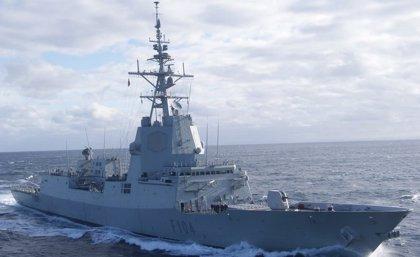 Exteriores explica a la Embajada de EEUU en España la decisión de retirar la fragata del ejercicio en el Índico