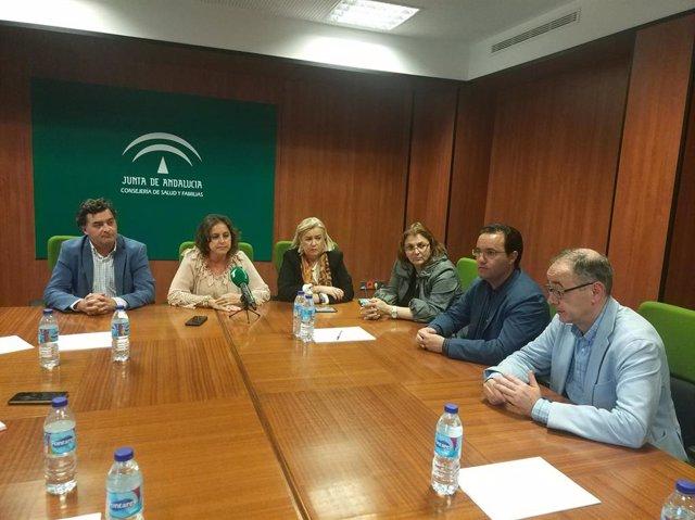 Huelva.- Los hospitales Infanta Elena y de Riotinto pondrán en marcha Unidades del Dolor para pacientes no oncológicos