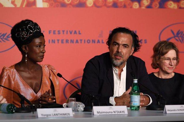 """Alejandro González Iñárritu defiende en Cannes la """"experiencia"""" del cine frente a las películas en streaming"""