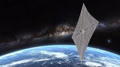 Primer satélite elevado a órbita con luz solar se lanza el 22 de junio