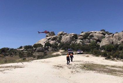 Rescatan a un joven que quedó atrapado 15 horas en una zona rocosa a la que subió para ver las estrellas por la noche