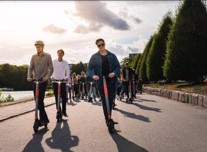 La firma de micromovilidad VOI Technology expandirá sus patinetes hasta 150 ciudades de toda Europa