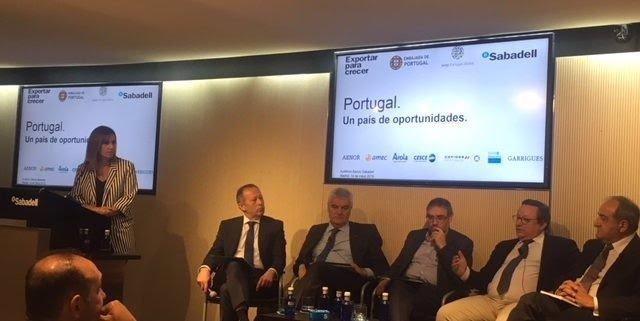 Economía/Macro.- Cesce asegura a 3.000 empresas que exportan a Portugal