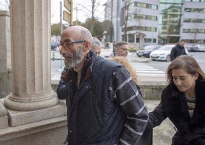 Condenado a 12 años de cárcel el fraile de O Cebreiro por abuso sexual a dos menores