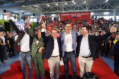 Sánchez equipara a PP, Ciudadanos y Vox con los vecinos que sólo generan ruido y problemas