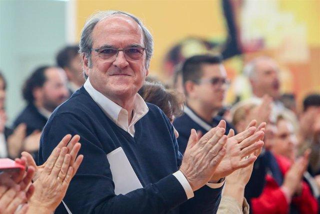 """26M.- Gabilondo llama a la """"gente de bien"""" a que saque lo mejor para cambiar la Comunidad tras 24 años"""