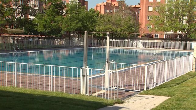 Cinco piscinas municipales abren sus puertas este sábado en Madrid