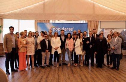 PP ve urgente la atracción de empresas en Valdepeñas y la mejora de servicios del hospital