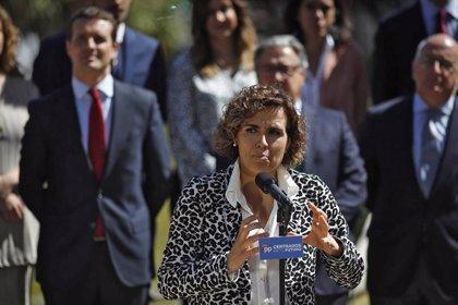 """Monserrat pide """"explicaciones"""" a Sánchez por su decisión """"unilateral"""" de retirar la fragata Méndez Núñez"""