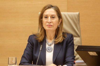 Ana Pastor invita a un almuerzo a los expresidentes del Congreso a modo de despedida