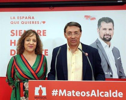 """Pablos asegura que Tudanca demostró ser """"el que mejor representa las necesidades de CyL"""""""