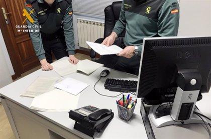 Detenido un vecino de Suances por defraudar más de 30.000 euros a una empresa en la que había trabajado