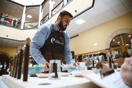 El asturiano Jorge Alonso compite por ser el mejor barista de España