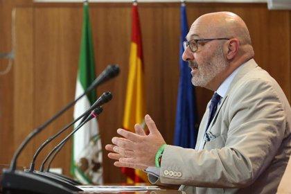 """Vox pide a Moreno que """"no se separe del acuerdo de investidura"""" si quiere apoyo al Presupuesto"""