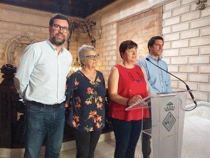 Cort licita la redacción del proyecto para rehabilitar las Torres del Temple, que acogerán un museo histórico