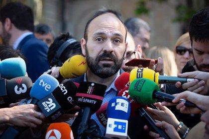 """Mauri (Òmnium) avisa de que no normalizarán la """"represión"""" y defenderán la libertad de expresión"""