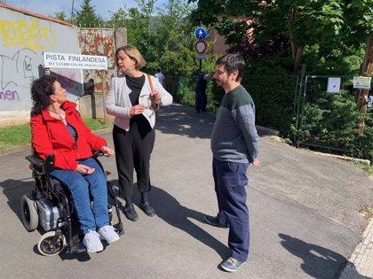 Oviedo.- Somos apuesta por un Asistente Personal Municipal para acompañar a personas con diversidad funcional