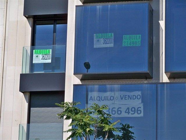 Els extremenys destinen el 26,6% dels seus ingressos nets a pagar les despeses de lloguer, segons Lloguer Segur