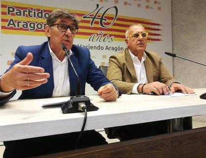 Aliaga (PAR) propone un fondo de 50 millones de euros para revertir la despoblación