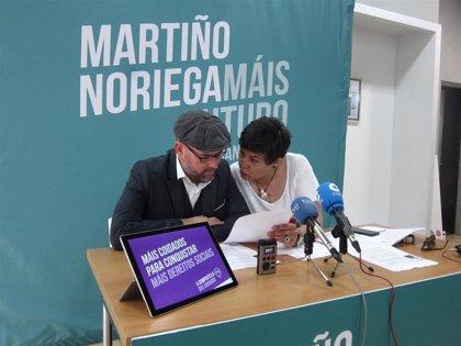 Compostela Aberta promete ampliar el programa de bolsas a familias con niños en situación de exclusión social