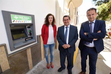 Calicasas estrena cajero automático después de tres años sin servicios bancarios