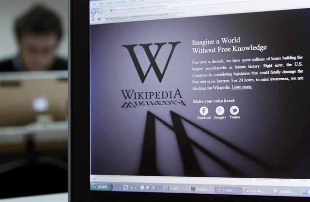 China.- China bloquea Wikipedia de cara al sensible aniversario de las protestas en Tiananmen
