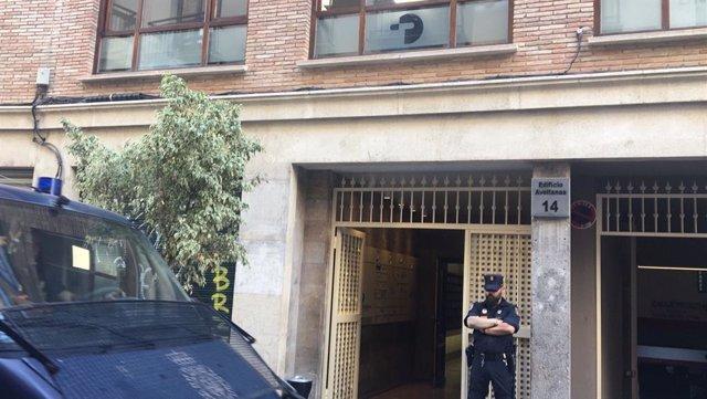 Alquería.- La UDEF cifra en dos millones de euros el potencial perjuicio por 7 contrataciones irregulares en Divalterra