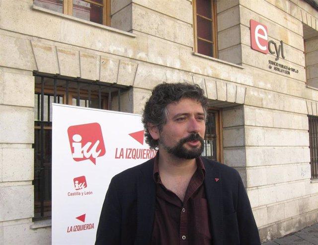 """Debate CyL.- Sarrión cree que fue """"insulso"""" porque faltó IU, la """"más trabajadora"""" en la legislatura"""