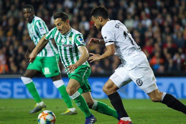 Soccer: King Championship - Valencia v Betis