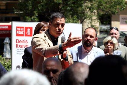 Sánchez dice que los independentistas catalanes no vetan a Iceta, sino a la convivencia porque temen soluciones