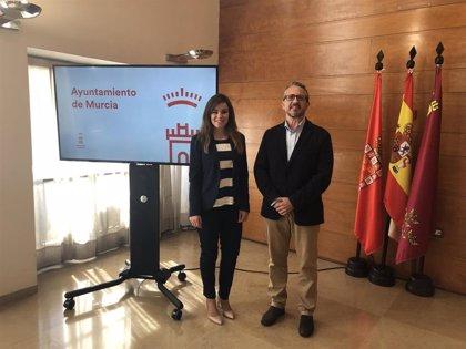 Ayuntamiento Murcia celebra Día Mundial del Reciclaje este viernes con espectáculo de danza vertical sobre fachada Moneo