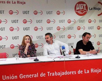 """26M.-UGT propone un decálogo para las elecciones centrado en """"reforzar"""" derechos a trabajadores y """"redistribuir"""" riqueza"""