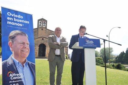 Oviedo- Canteli (PP) pedirá el Grado de Bellas Artes para Oviedo
