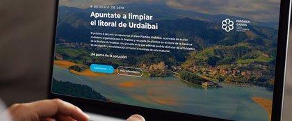 Se abre el plazo para apuntarse a la jornada de limpieza del litoral de Urdaibai