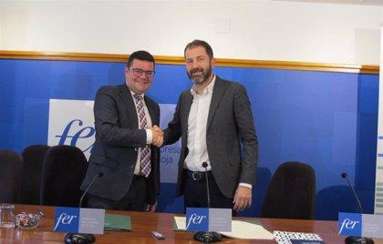 El Gobierno de La Rioja y AERTIC renuevan su colaboración para seguir impulsando la Agenda Digital riojana en 2019