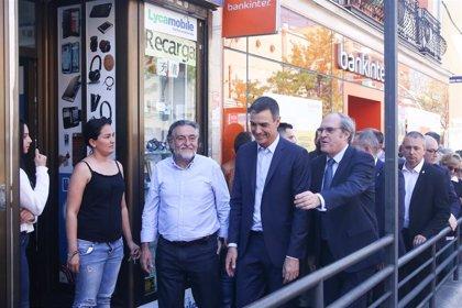 """Pepu Hernández se muestra """"contento"""" porque las """"fuerzas progresistas avanzan"""" en Madrid frente al """"retroceso"""""""