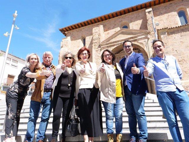 """26M.- Pagazaurtundua Anima A Votar A Ciudadanos """"Para Defender El Libre Comercio De Los Productos Arnedanos En Europa"""""""