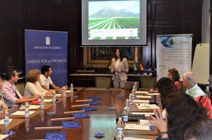 Diputación organiza una jornada de transferencia sobre agua, energía y alimentos
