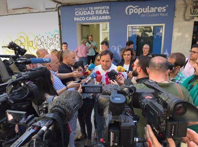 """26M.- Núñez Insiste En Crear Dirección General De Ganadería"""" Para Que Deje De Ser """"El Hermano Pobre"""" Del Campo De C-LM"""