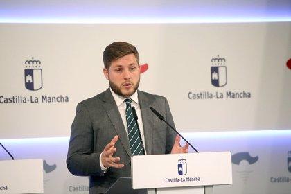 """Hernando cree que el debate en CMM es """"una oportunidad única y una victoria de todos los castellano-manchegos"""""""