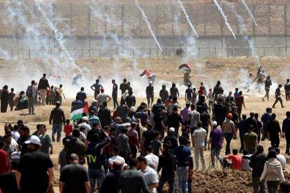Al menos 50 palestinos heridos en choques con las fuerzas israelíes durante el Día de la Nakba