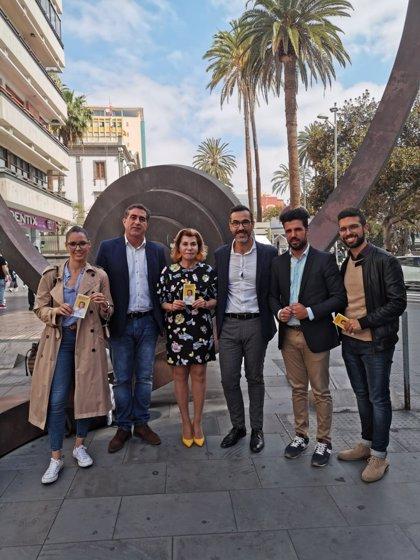 CC-UxGC propone la creación de un censo de mayores en situación de riesgo en Las Palmas de Gran Canaria