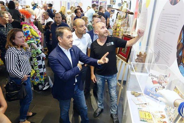 La Casa del Carnaval acoge una exposición monográfica sobre 'Los Bambones'